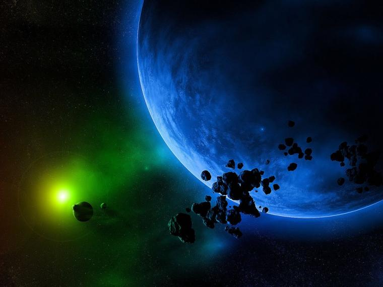 Cool Space Planet Wallpapers HD Wallpapers
