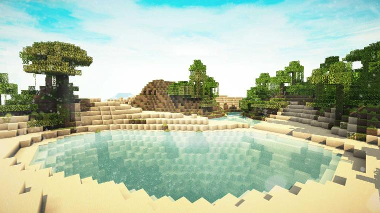 Minecraft Wallpaper Hd 1080p 61369   HD Wallpaper Download
