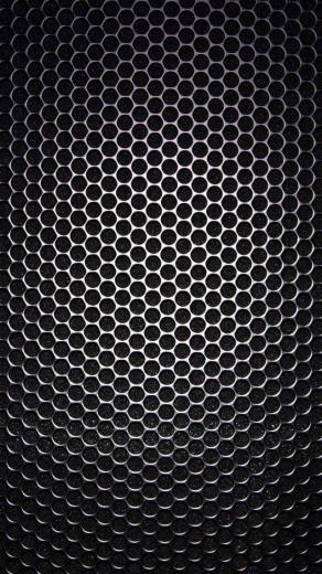 Speaker Grill Closeup Texture iPhone 5 Wallpaper carbon texture