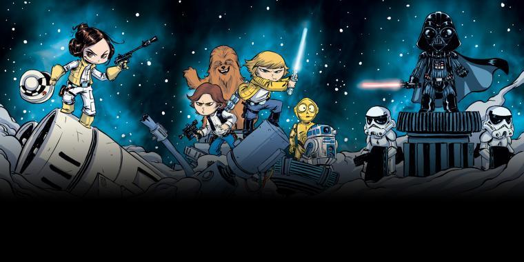 Marvel Lucasfilm and a New Era of Star Wars Comics StarWarscom