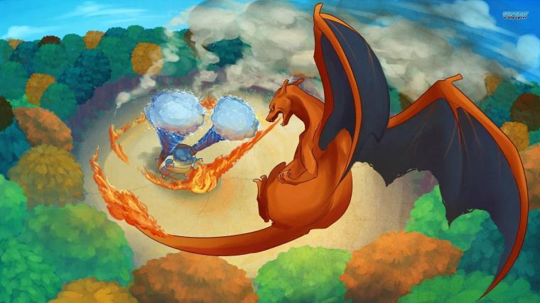 pokemon wallpaper HD for desktop 7