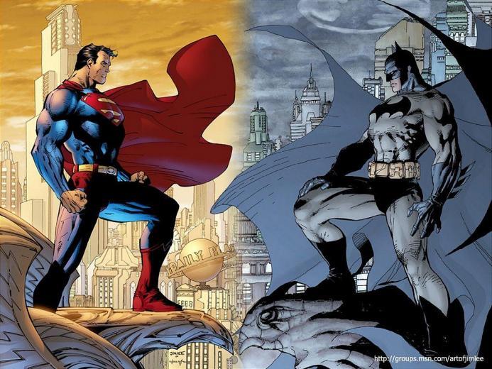 Superman vs Batman   Comics Photography Desktop Wallpapers 9982
