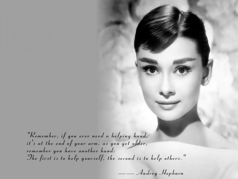 Wallpapers Photo Art Audrey Hepburn Wallpapers Audrey Hepburn