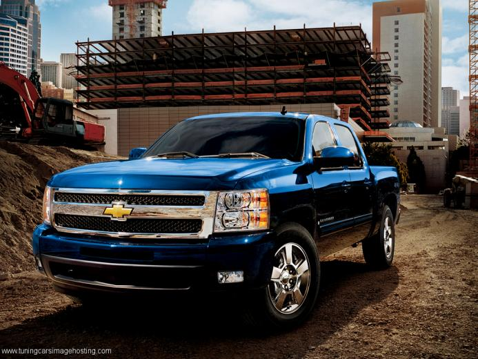 Chevy Silverado Wallpaper