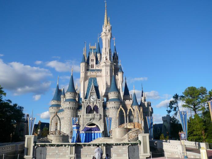 Disney World Magic Kingdom Castle Wallpaper Full HD Wallpapers