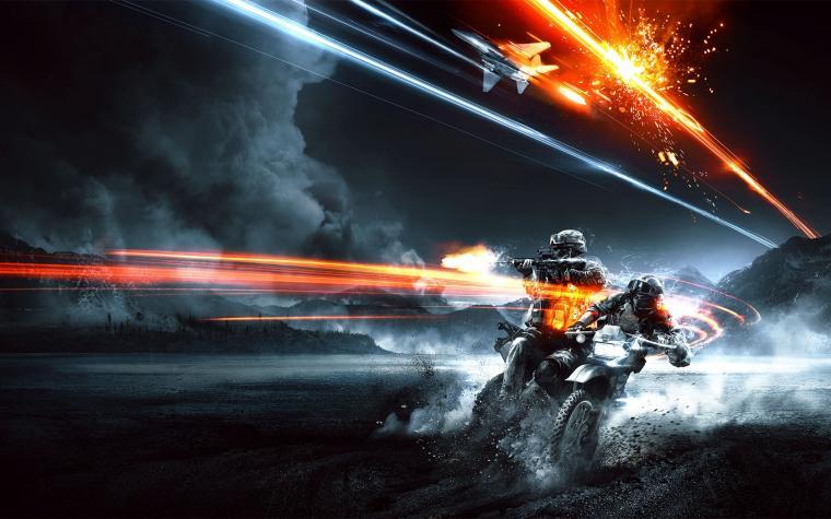 download Battlefield 3 shooting dirtbike game End Game