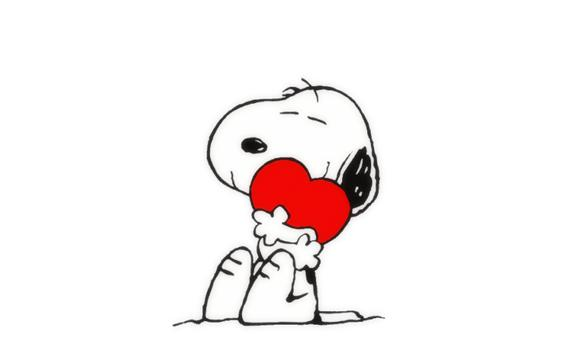 snoopy valentines day wallpaper 2015   Grasscloth Wallpaper