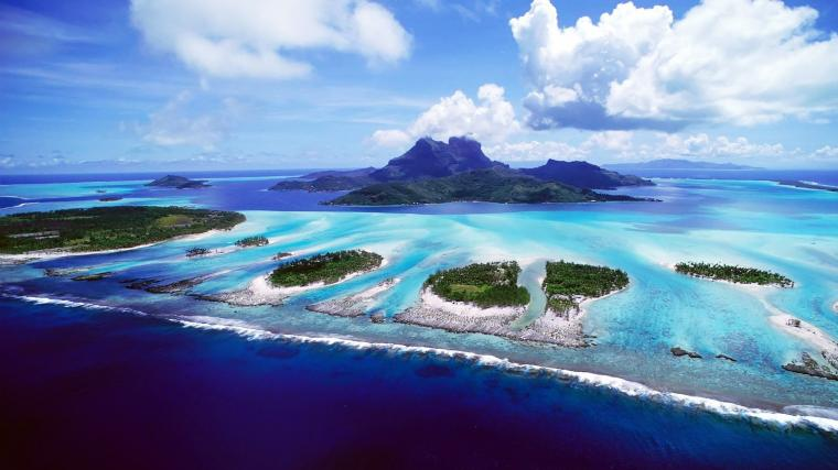 Bora Bora wallpaper 2599