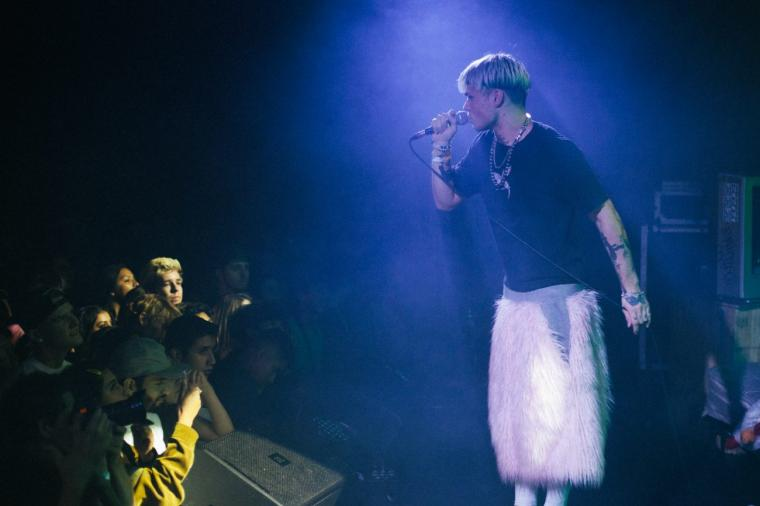 Lil Peep Takes Over The Echoplex With Skullcandy   Stay
