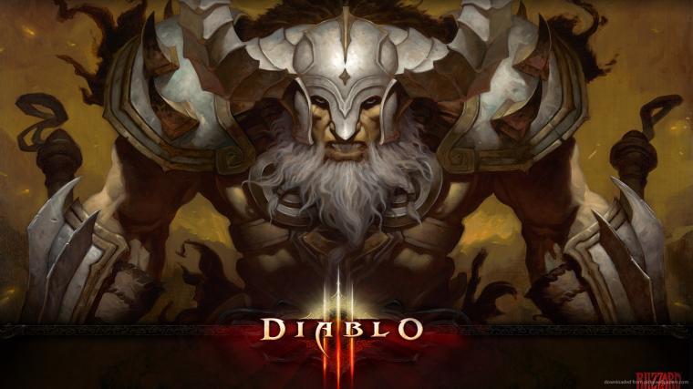 Download 1920x1080 Diablo 3 Unlocked Exclusive Barbarian Wallpaper