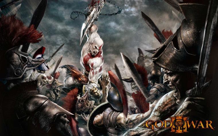 god wallpaper war wallpapers games desktop 1920x1200