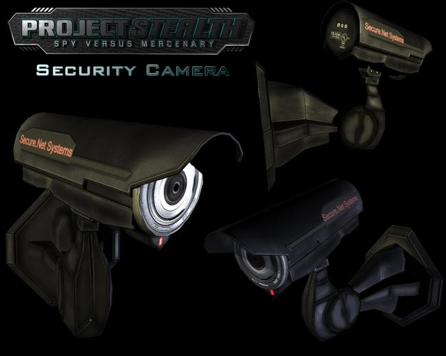Pin Surveillance Camera Wallpaper