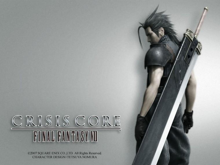 Final Fantasy FFVII Crisis Core Wallpaper