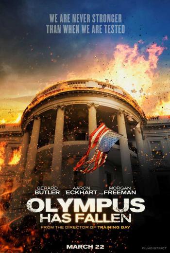 Olympus Has Fallen Movie Wallpaper Olympus has fallen movie