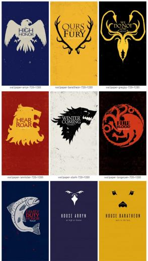 Game of Thrones Windows Phone Wallpapers