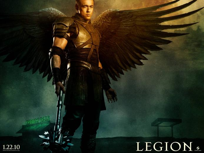 2010 Legion Movie 2 Wallpapers HD Wallpapers