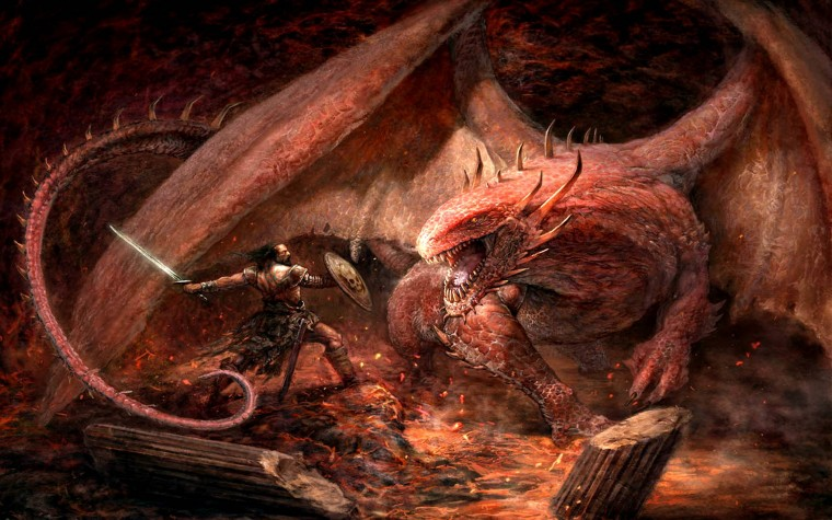 dungeon   Dragons Wallpaper