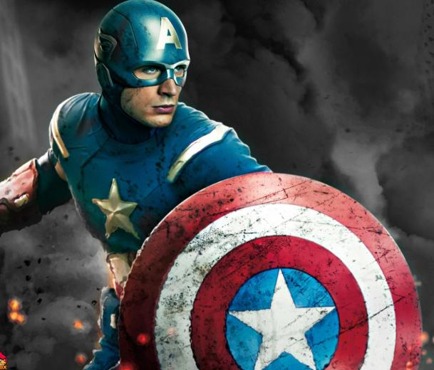 Tags Captain America The Avengers 2012 1200x1024 wallpaper1200X1024