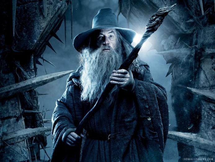 Gandalf in The Hobbit 2 HD Wallpaper   iHD Wallpapers
