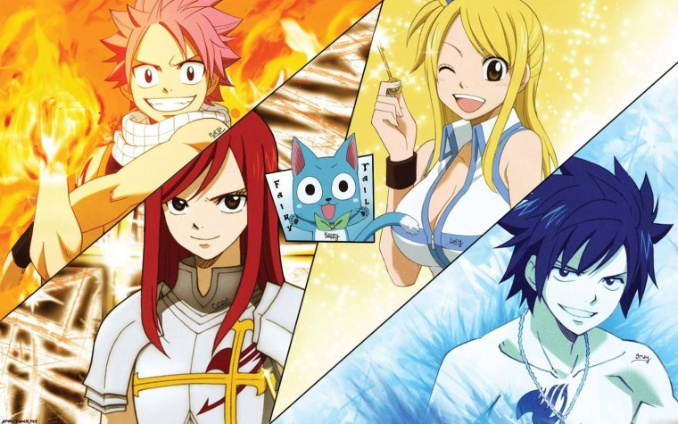 Fairy Tail HD Wallpaper for iphone HD Wallpaper