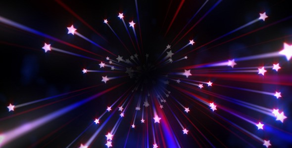 Motion Graphics   Elegant Shooting Stars Background Pack02 VideoHive