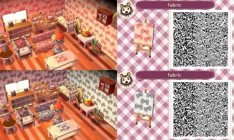 Pin by Joanne Rusow on ACNL QR CODES Pinterest