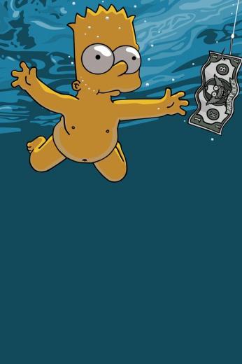 Simpson iphone 4S wallpaper 640x960 iPhone 4s Wallpapers iPhone