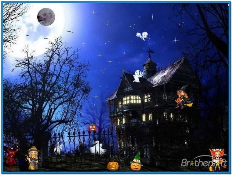 Animated halloween screensavers mac   Download