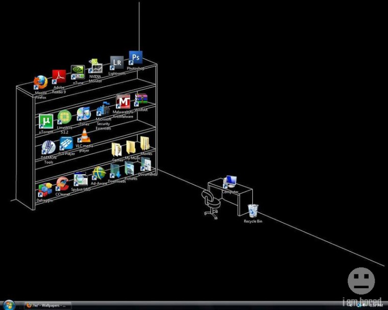 The Best Desktop Wallpaper Ever [PIC]