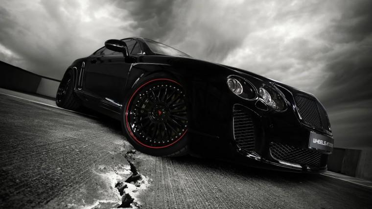 super hd black car wallpaper HD Desktop Wallpapers