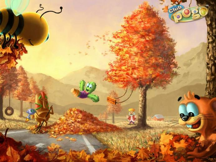 50 Funny Autumn Desktop Wallpapers   Download at WallpaperBro