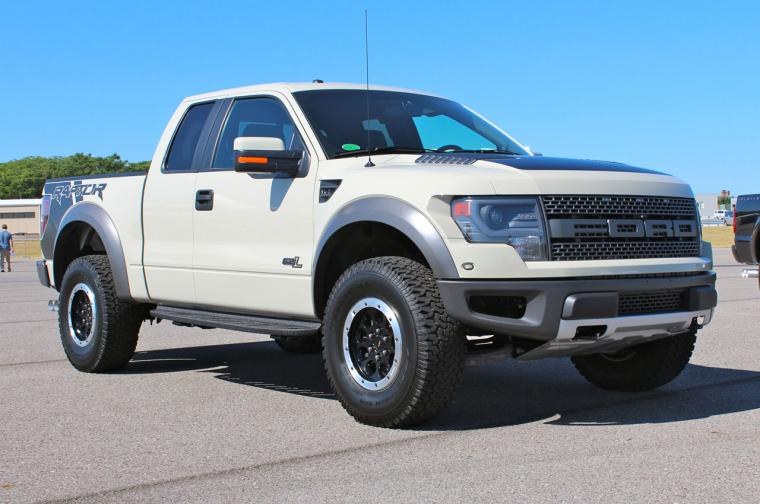 2013 Ford F 150 SVT Raptor HD Wallpaper 2013 Ford F 150 SVT Raptor