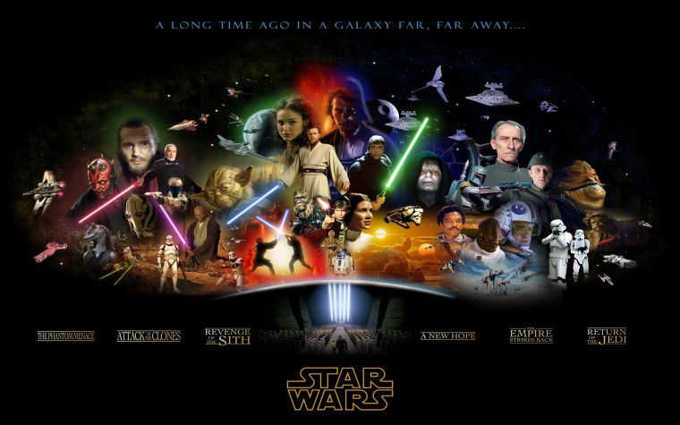 Star Wars Anthology Wallpapers HD Wallpapers
