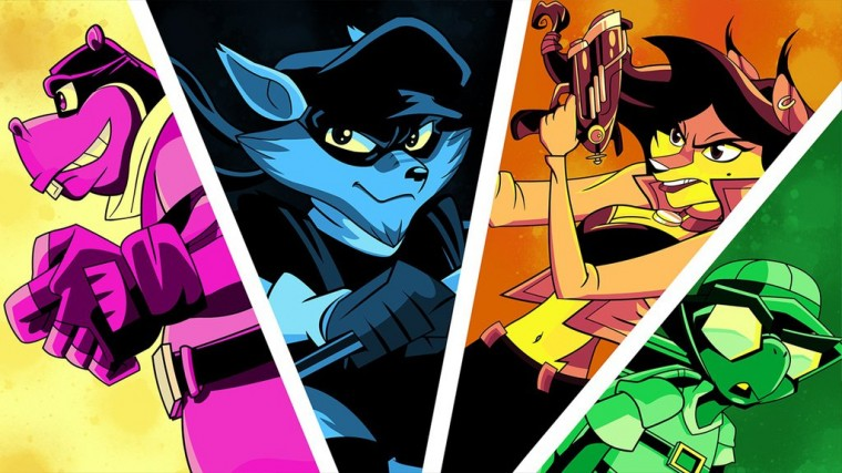 Sly cooper anime wallpaper by sharnihendry d6j7iir