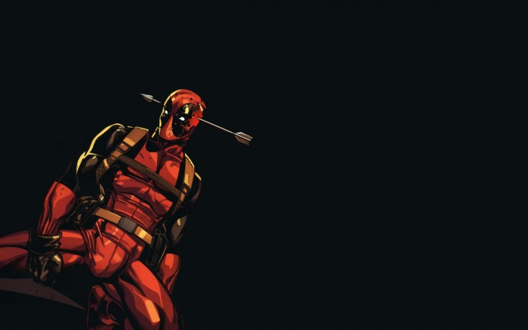 Deadpool Wallpaper Wide Awesome pftm704g   Yoanucom