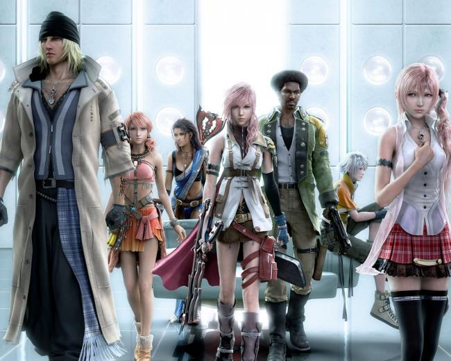 Final Fantasy XIII images FF XIII Wallpaper wallpaper photos 32680107