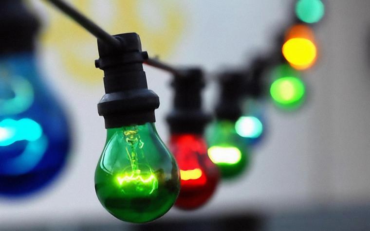 Luces de colores fondos de pantalla Luces de colores fotos gratis