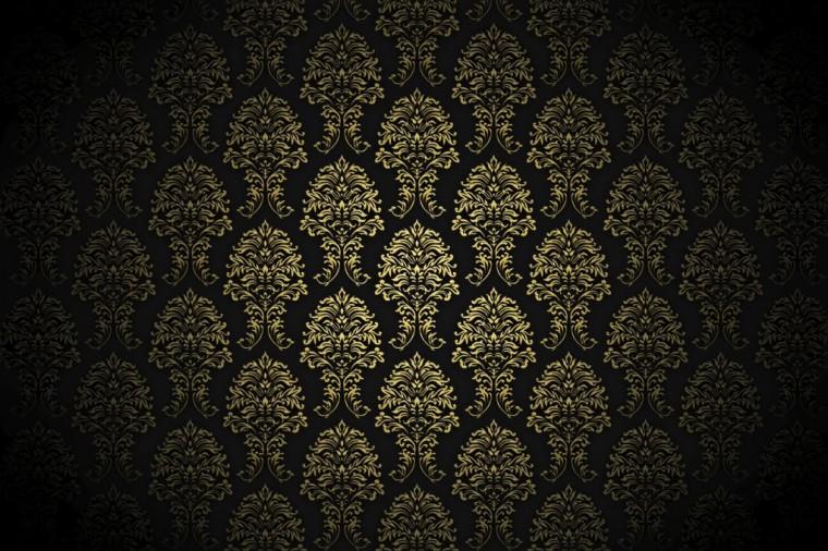 gold and black wallpaper 2015   Grasscloth Wallpaper