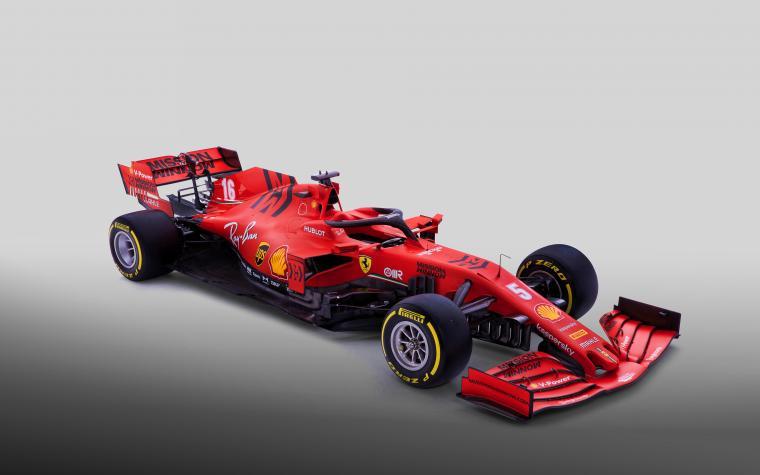 Download wallpapers Ferrari SF1000 4k Sebastian Vettel 2020 F1