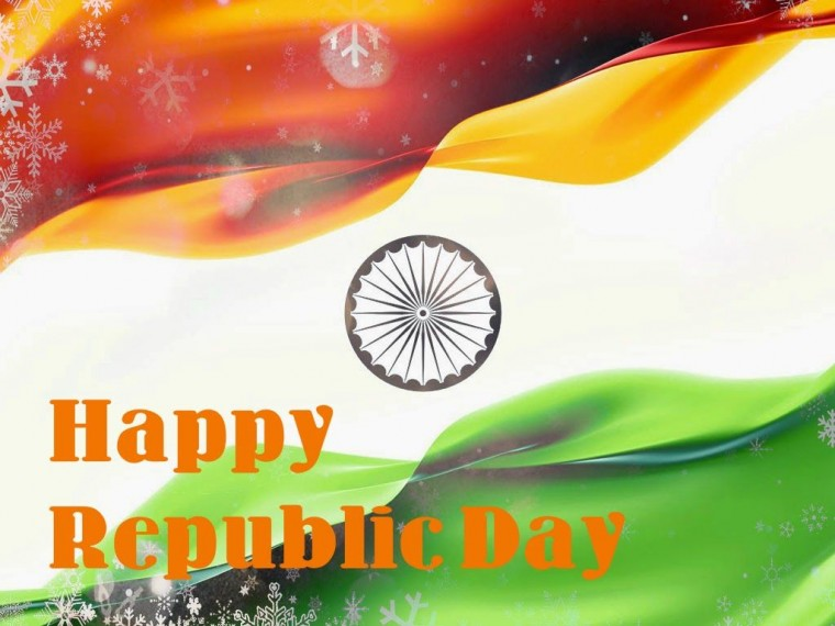 Happy Republic Day 2015 [MessagesImages] 26 January 2015