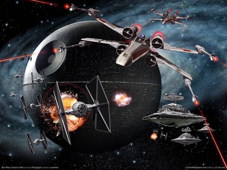 star   Star wars Wallpaper