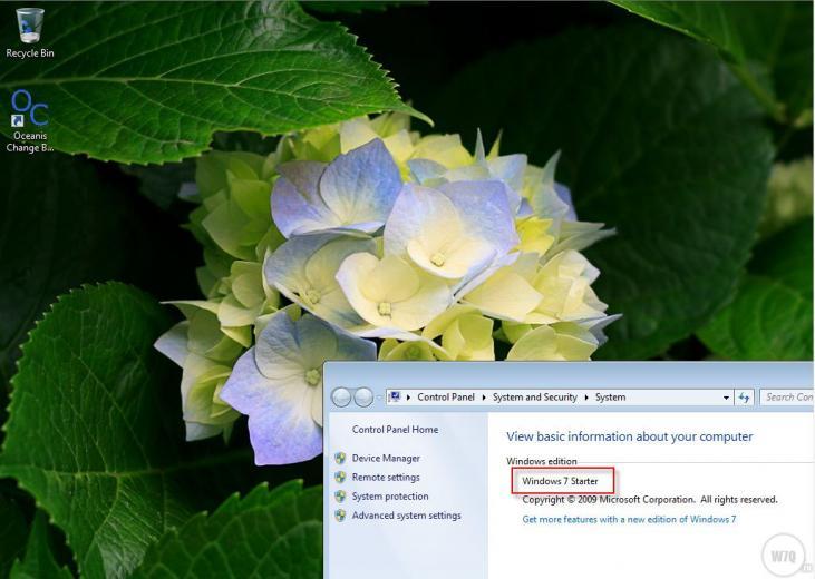 starter background changerzip Microsoft SOFT
