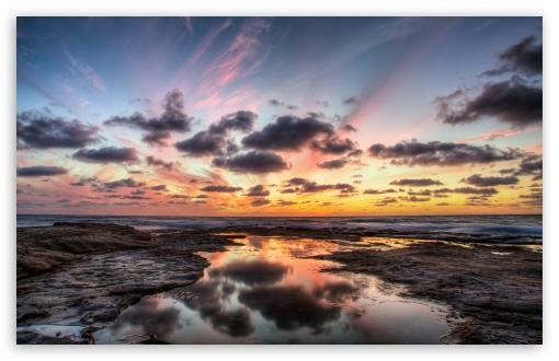 La Jolla Reflection HD wallpaper for Standard 43 54 Fullscreen UXGA