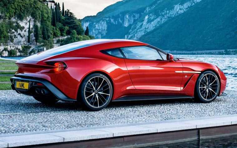 2016 Aston Martin Vanquish Zagato   Wallpapers and HD Images Car