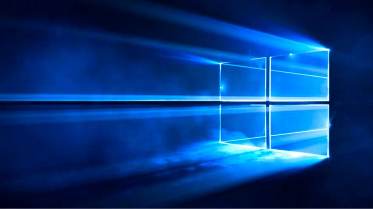 FLASH NEWS] Windows 10 Wallpaper Aus Licht wird Magie