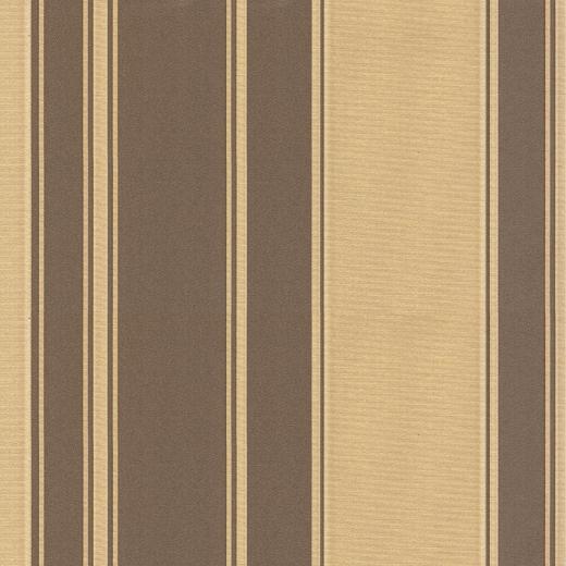 Regency Stripe Brown Gold Wallpaper from Seriano by Belgravia Decor