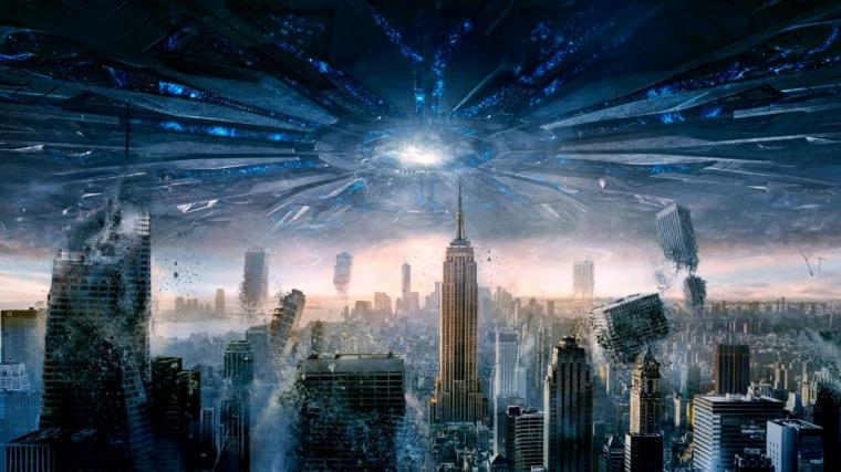 Independence Day Resurgence sci fi futuristic action thriller