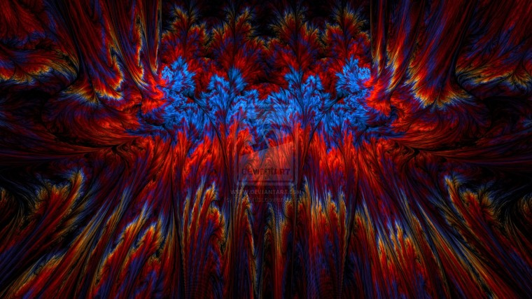 Psychedelic Spectra   HD Wallpaper by Trip Artist