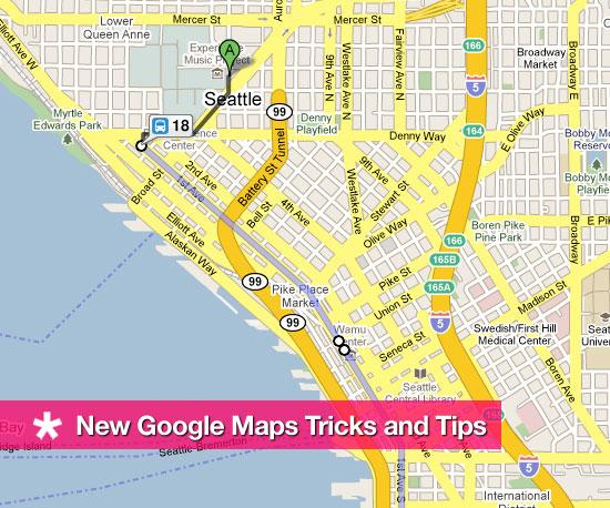 Useful Google Maps Tips Tricks Suggestionsjpg