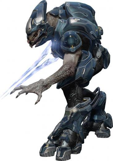 1349x1920px Halo 4 Elite Wallpaper